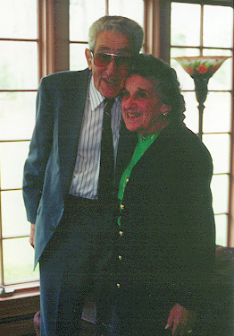 [Beatrice Gloria Dellamano with Joseph Dellamano]