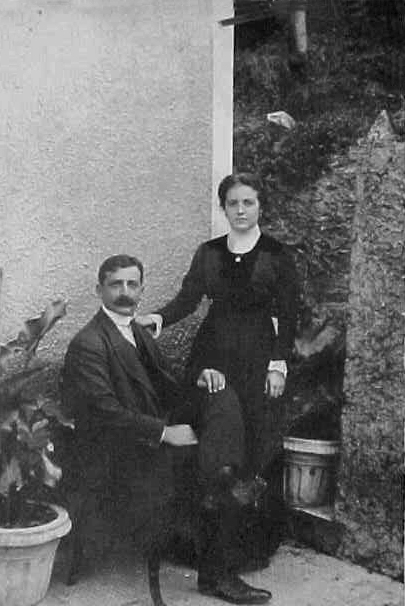 [Emilio Dellamano and spouse]